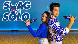 Swag Se Solo | Salman Khan | Aadil Khan Choreography | ft. Jasmine Grover