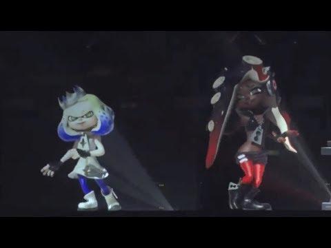 Splatoon 2 Off the Hook LIVE NicoNico Chokaigi 2018! (Plus Octo Expansion hit Song