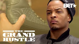 T.I. Not Impressed by Expensive Sneakers? | The Grand Hustle
