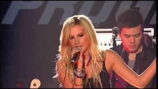 "Ashley Tisdale - ""Hot Mess"" Live at the 2009 Progressive Skating & Gymnastics Spectacular"