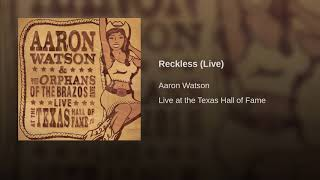 Reckless (Live)