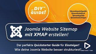 Joomla 3.0 Tutorial - XMAP Sitemap Komponente installieren auf Joomla 3 Deutsch #13
