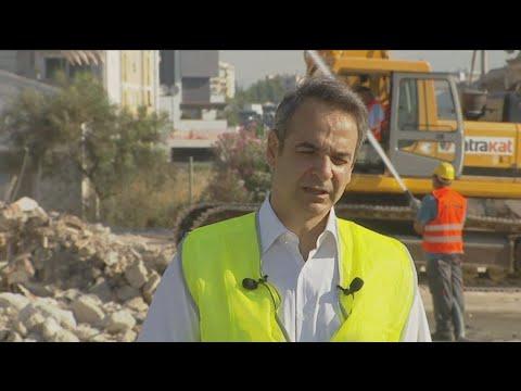 Κυρ. Μητσοτάκης: Έργο μακράς πνοής το Ελληνικό με πάνω από 80.000 θέσεις εργασίας