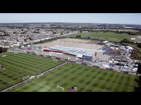 Liverpool's new training base | EXCLUSIVE FOOTAGE and The story so far...