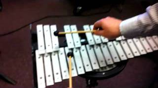 """How to Play: The """"Hey"""" Song on Bells (beginner)"""