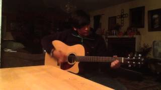 Over the hills and far away - cover by Danny Garcia