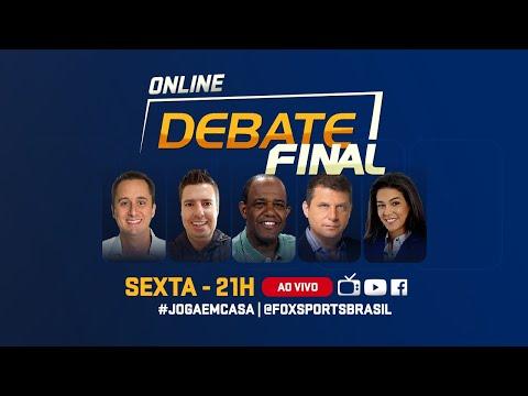 Verdão x Fla é o Barça x Real do Brasil? E mais: Mengão punido, mercado e tretas! Debate Final
