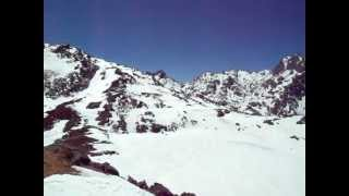 preview picture of video 'View from Laurebina La (4654m), Langtang Himal, Nepal'