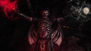 Скайрим мод на изменение лорда вампира