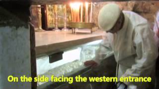 St. Mary's Tomb - the Tomb of the Blessed Virgin Mary, Jerusalem Israel
