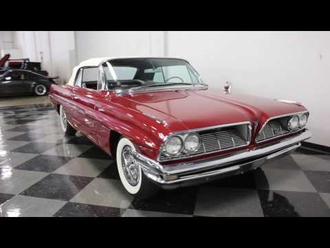 Video of Classic 1961 Pontiac Catalina Offered by Streetside Classics - Dallas / Fort Worth - L8IM