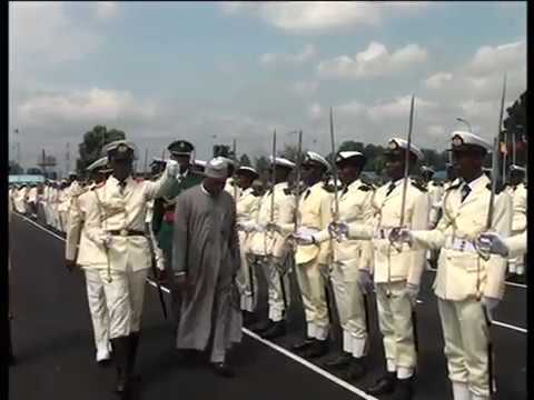 Nigerian Navy Pass Out DSSC 23 Cadets 2016