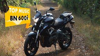 Top Music: DSK Benelli BN600i: PowerDrift