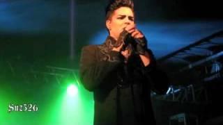 Adam Lambert Sleepwalker Munich 111210.m4v