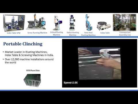 Portable Clinching Machine