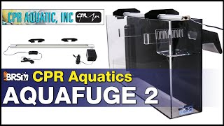 Can you have a refugium without a sump? CPR Aquatics AquaFuge2 says...YES!