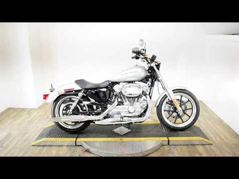 2014 Harley-Davidson Sportster® SuperLow® in Wauconda, Illinois - Video 1