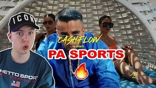 PA Sports   Cashflow (prod. By Miksu & Sizzy) REACTIONANALYSE
