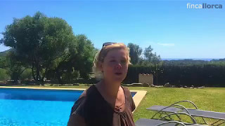 Video Rural Villa on Mallorca Es Rafal