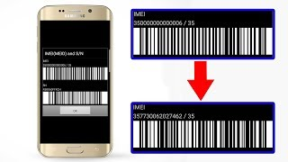 How To Fix imei Null Baseband Unknown on Samsung Galaxy with