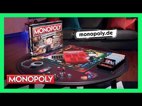 Spieletrailer Monopoly - Mogeln und Mauscheln - Vorschaubild
