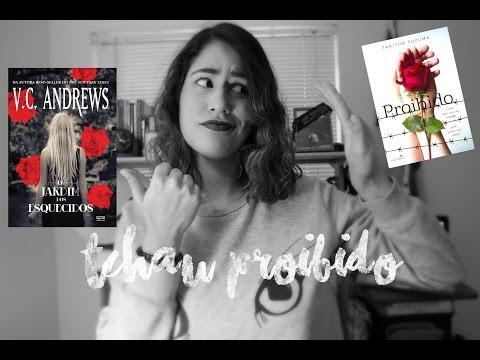 PITACO LITERÁRIO | PROIBIDO X O JARDIM DOS ESQUECIDOS
