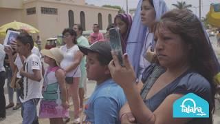 Vía Crucis en Talara 2019