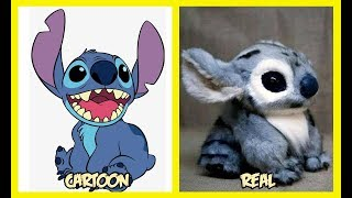 Lilo & Stitch Characters In Real Life