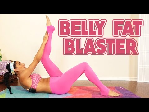 Bye Bye Belly Fat! Ultimate 20 Minute Abs with Sanela!  Ab Workout, Exercises at Home, Beginners