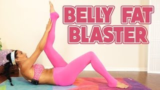 Bye Bye Belly Fat! Ultimate 20 Minute Abs with Sanela! Ab Workout, Exercises at Home, Beginners by PsycheTruth