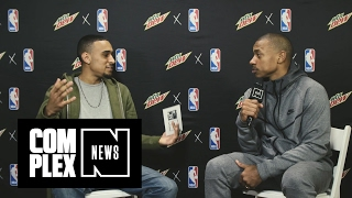 Isaiah Thomas Reveals What Artist He Plays When He Gets Control of the Aux Cord