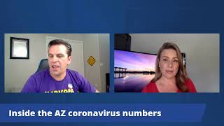 Inside The Arizona Coronavirus Numbers: August 4