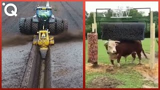 Modern Farming Technology & Amazing Agriculture Machines