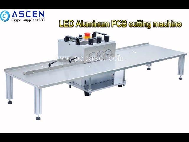 aluminum LED separator,PCB separator,aluminum PCB separator,PCB cutting machine,PCB separator,PCB depaneling machine