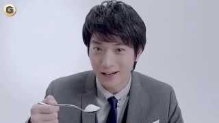 [日本廣告]雪印x向井理版本一