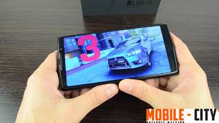 Смартфон DOOGEE BL9000 Black от компании Cthp - видео 3