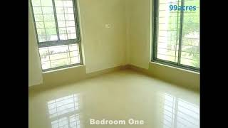 2 BHK,  Residential Apartment for rent in New Town