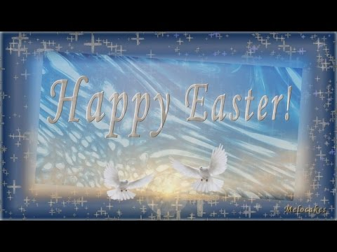 🌺🌺🌺Happy Easter Greetings !🌺🌺🌺Video Greeting Cards