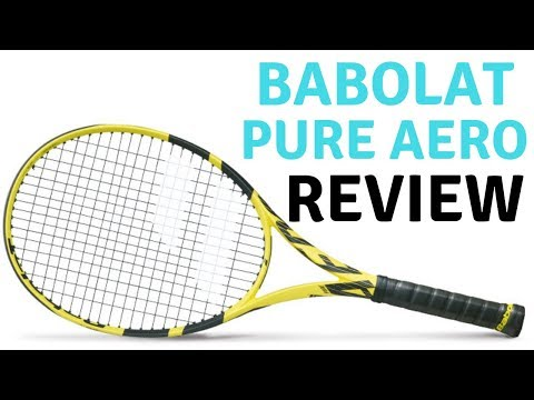 Babolat Pure Aero 2019 Tennis Racket Review – Top Tennis Training
