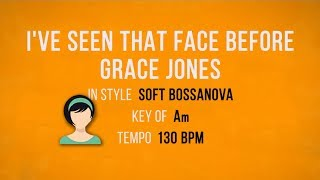 I've Seen That Face Before – Libertango – Karaoke Backing Track