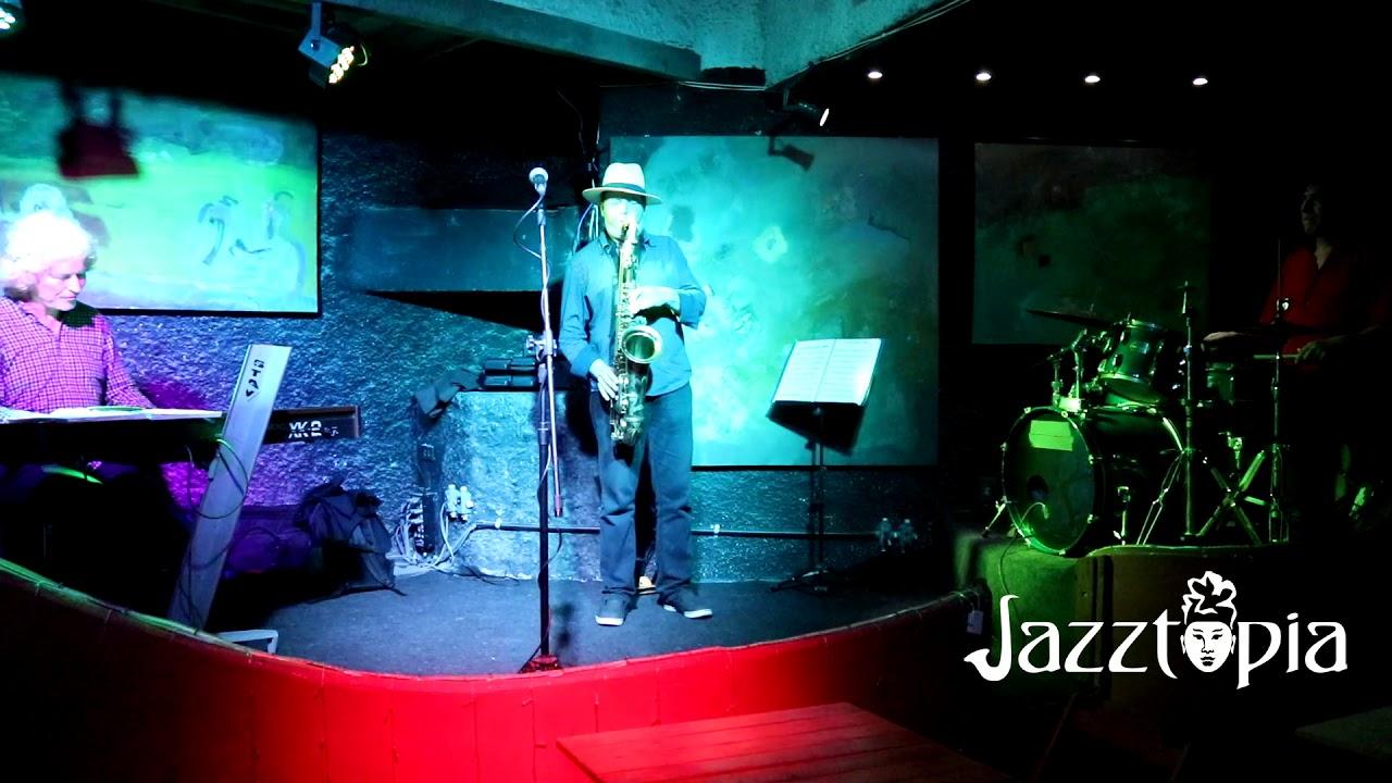 Jazztopia Organ Trio at The MAZE Rio