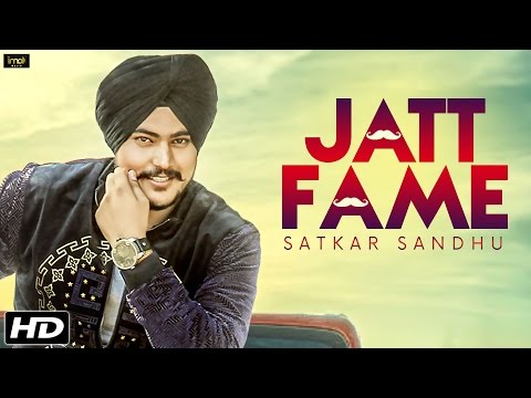 Jatt Fame  Satkar Sandhu