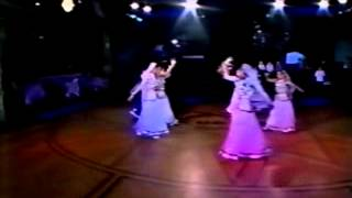 "Танец ""Азербайджан"" - Ансамбль ""КАВКАЗ"" (USA, New-York)"