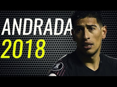 Esteban Andrada • 2018 • Boca Juniors • Best Saves Compilation • HD