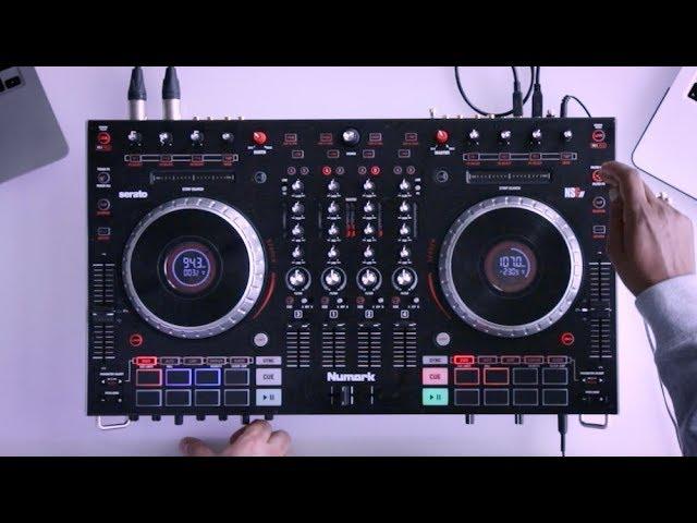 Numark NS6II for Serato DJ