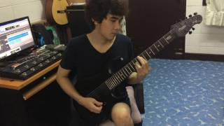 letters - chelsea grin [Guitar Cover]