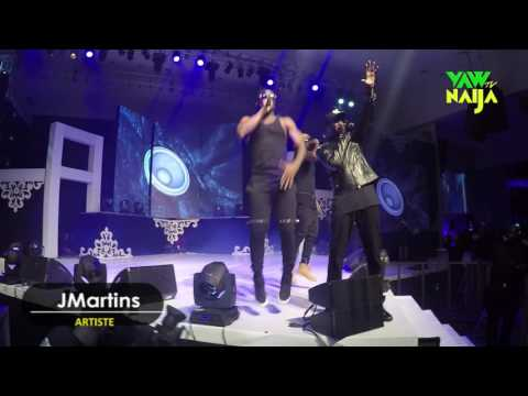 Psquare Joins Jmartins For an Energetic Performance as  he Celebrates His 10th year Anniversary