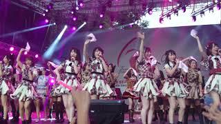 AKB48 & JKT48 Hikoukigumo @ Jak-Japan Matsuri 2018