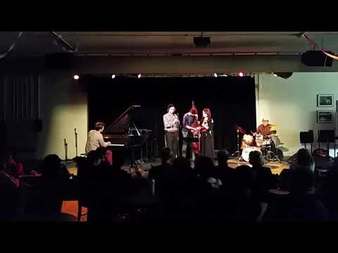 Playing an original of mine at Oberlin