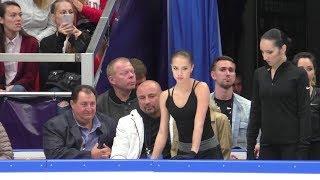 Alina Zagitova 2018.09.09 Open Skating FS WU Carmen